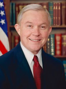 Jeff Sessions, 84th Attorney General of the US