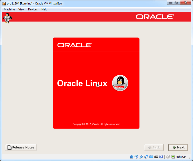 Install Linux 4