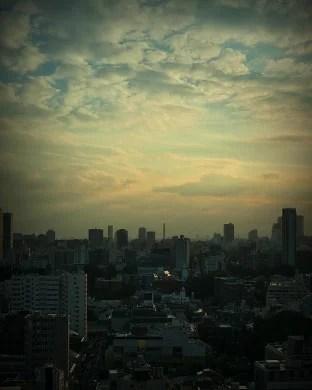 Sky of Shitamachi
