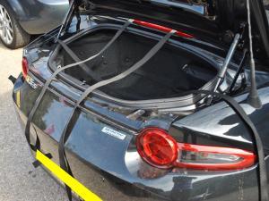 BMW 4 Series luggage rack stage 1