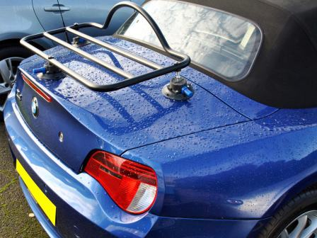 bmw z4 luggage rack e85 revo rack
