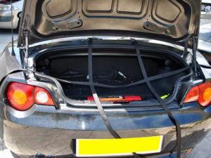 BMW Z4 Luggage Rack Fitting