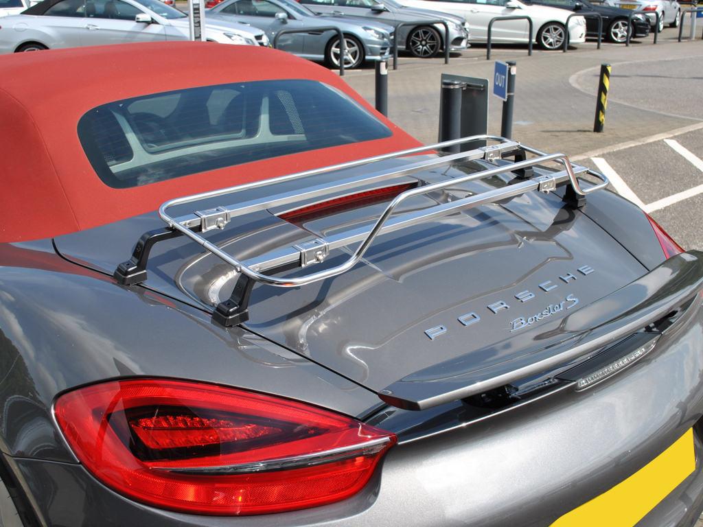 Porsche Boxster Trunk Rack Stunning Italian Racks