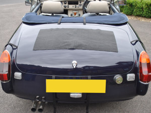 triumph tr6 luggage rack stage 2