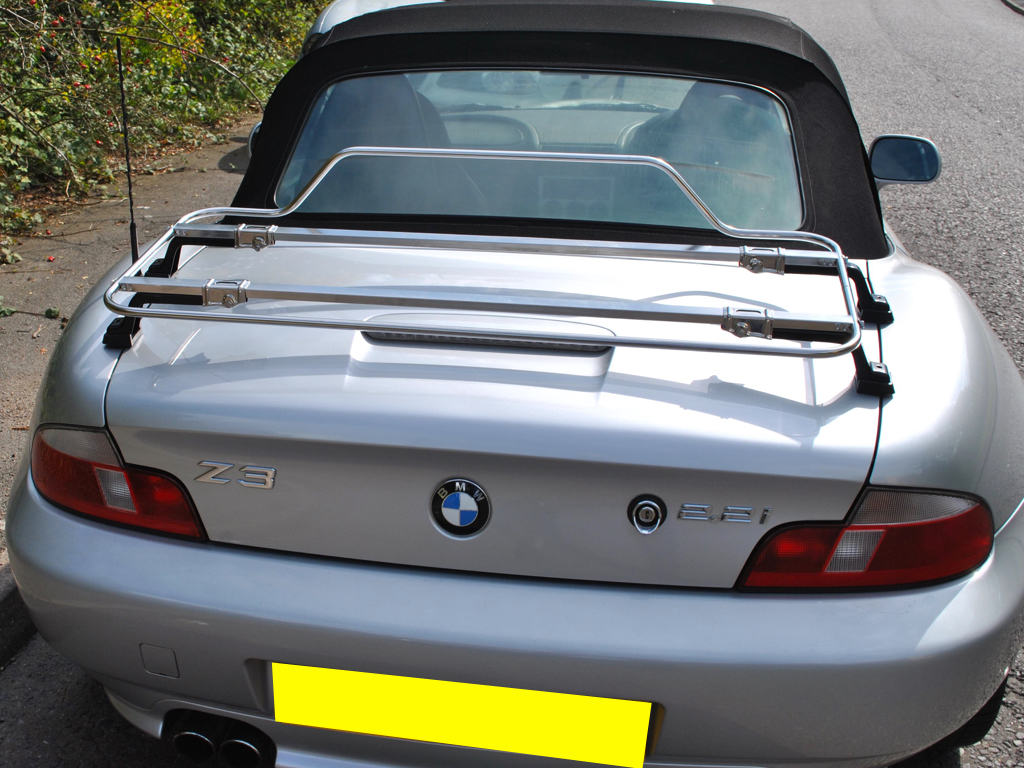 Z3 Luggage Rack Car Luggage Racks For Convertibles