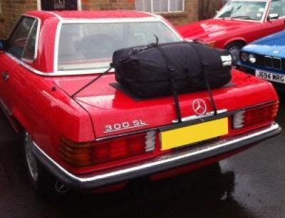 Mercedes SL Trunk Rack R107