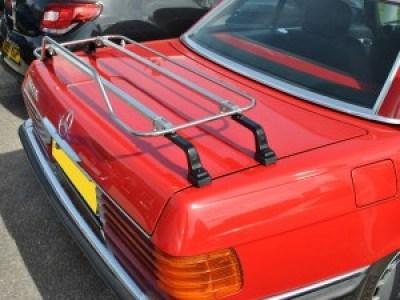 Mercedes SL Trunk Rack