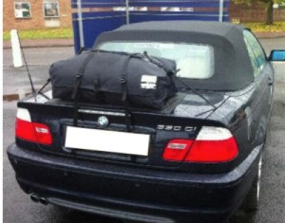 bmw 3 series convertible luggage rack
