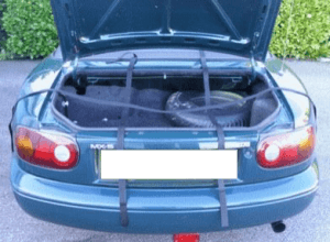 Miata nc Luggage Rack Stage 1