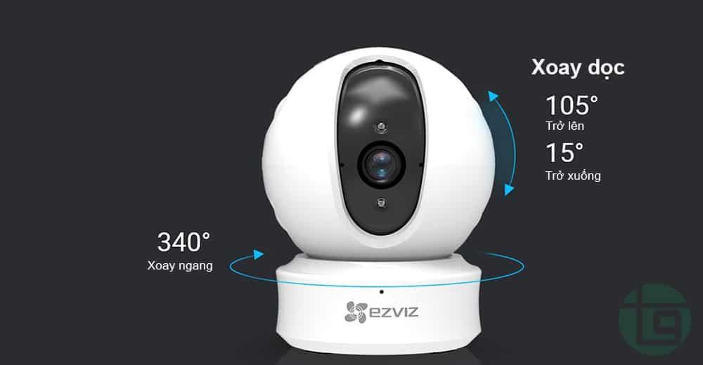 Camera IP Wifi EZVIZ CS-CV246 1080P Full HD 2.0 Megapixel