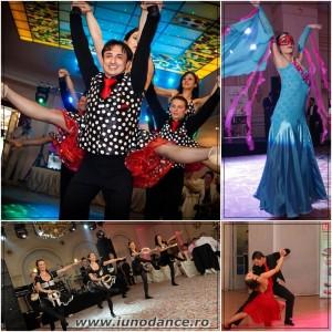 Trupa de dans IUNO Dance Bucuresti