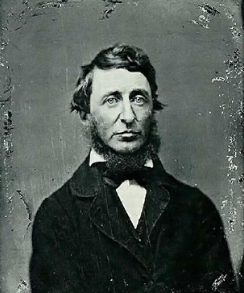 HDT Tin Type 2 Thoreau