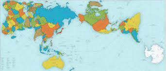 AuthaGraph Map Projection