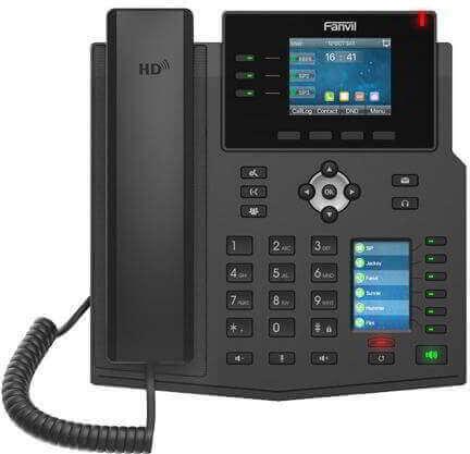 fanvil-ip-phone-x4u-enterprise-ip-phone