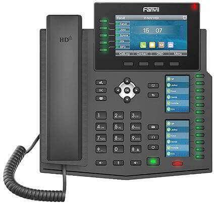 fanvil-ip-phone-x6u-high-end-ip-phone