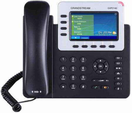grandstream-ip-phone-gxp2140-high-end-ip-phone