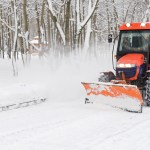 Commercial Snow & Ice Removal Services