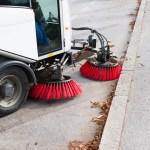 Parking Lot Sweeping Services
