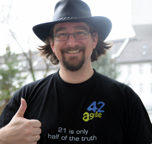 Thank You, agile42!