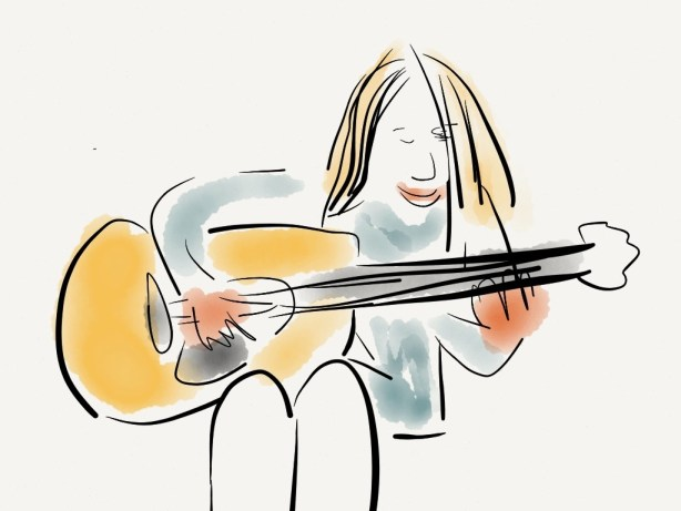 Music and Art.