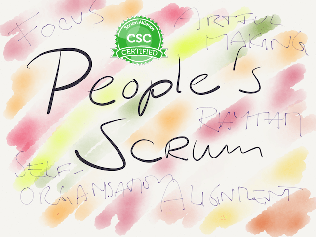 People's Scrum