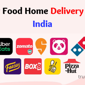 Popular Food Home Delivery Apps In India
