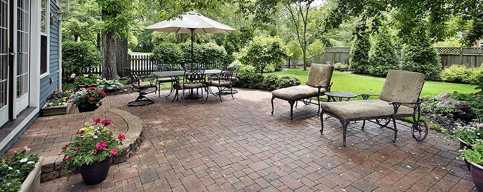 Brick Patio Ideas and Styles | Trusted Home Contractors on Yard Paver Ideas  id=33329