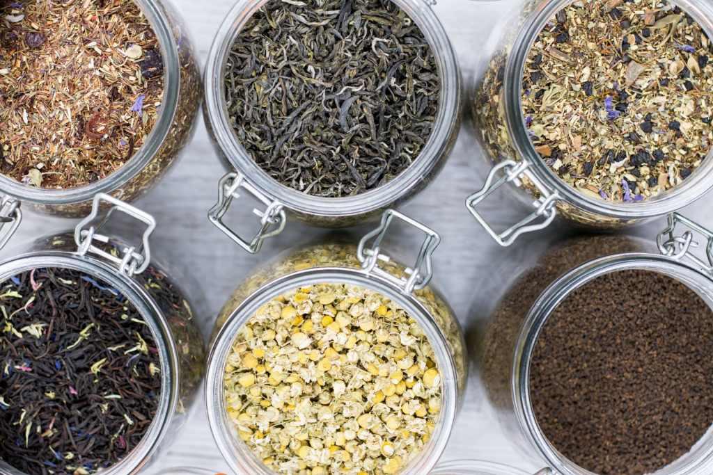 Herbal Teas, Healthy Living