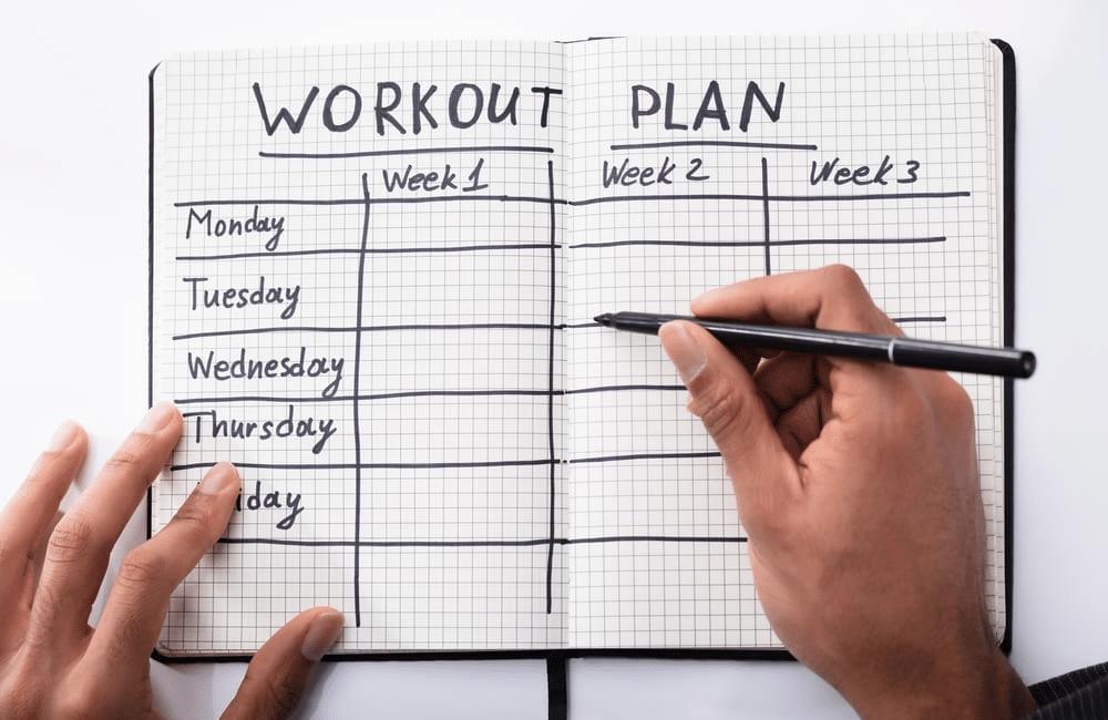 Split Routine Workout