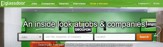find jobs in california