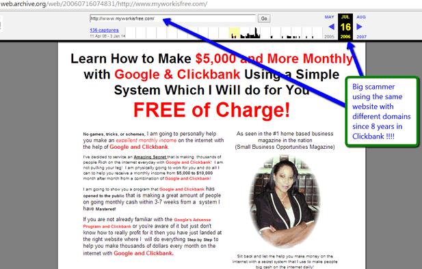 ClickBank scams