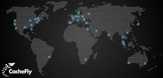 CDN hosting servers