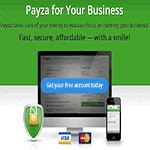 Online Payment processors like PayPal
