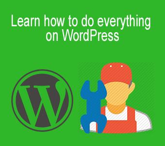WordPress Blog Tutorial for Beginners