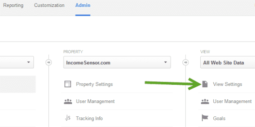 Enable eCommerce Tracking in Google Analytics