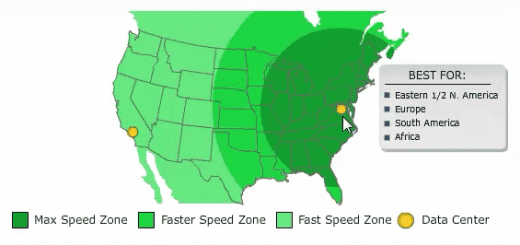 Eastern Max Speed Zone