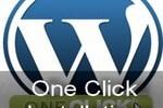 WordPress Hosting 1 Click Install