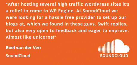 WP Engine Compared to Shared WordPress Hosting