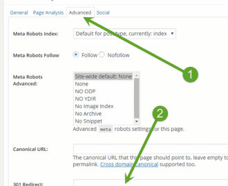 Move a WordPress blog post to another page