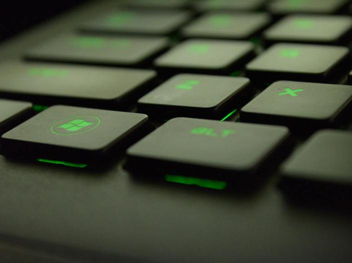 Fix the Laptop Keys 5, B and 6, N in Windows