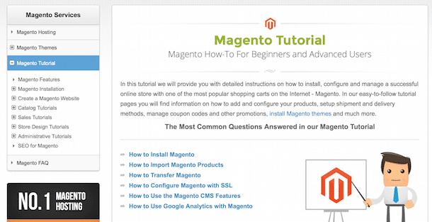 Best Magento hosting