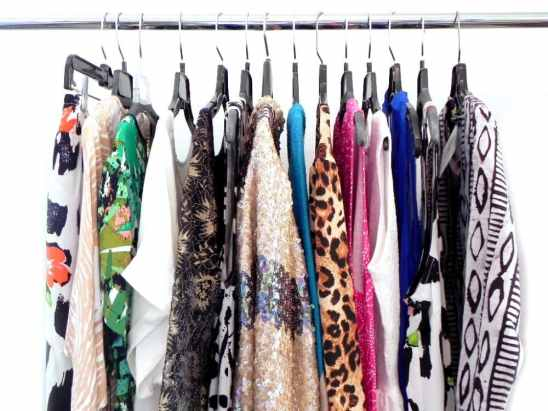 Fashion bloggers and clothes spending