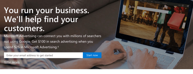 bing ads for small business
