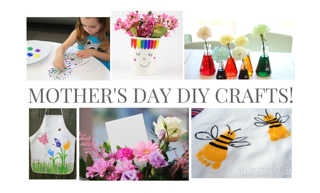 Easy Diy Mother S Day Crafts Kids Can Do Trusting Connections