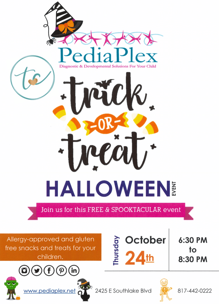 Sensory-Friendly Halloween Event