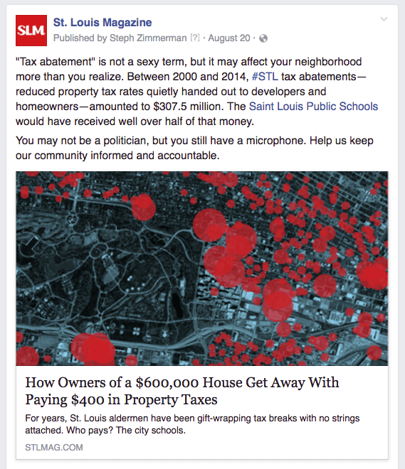 STL property taxes