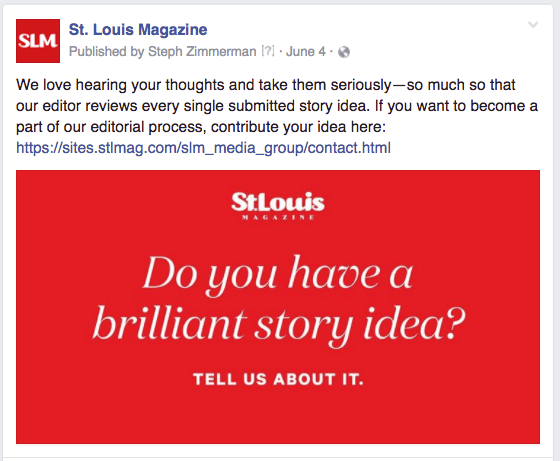 STL story ideas
