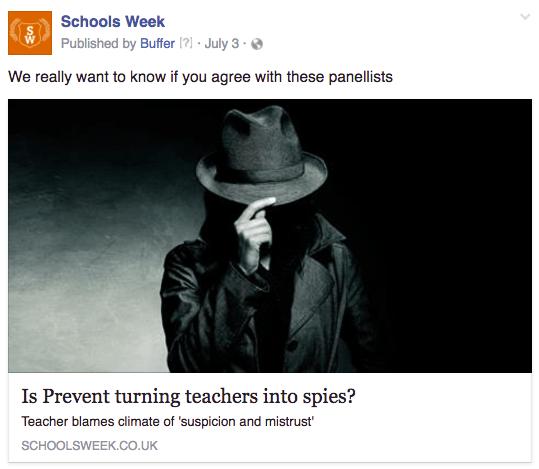 SW teacher spies