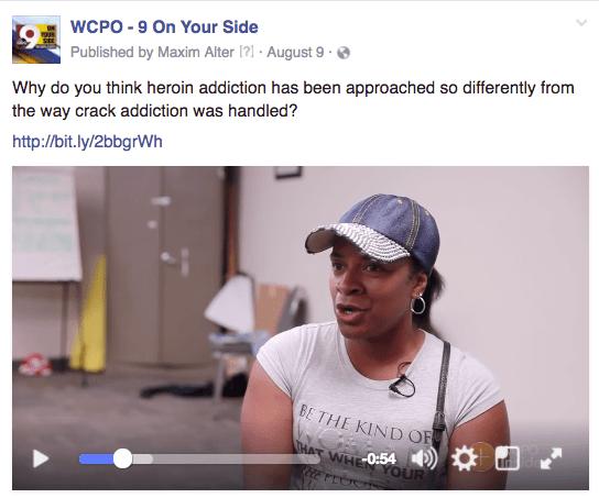 WCPO heroin crack
