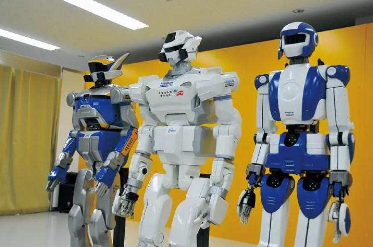 robots robot humanoide humanoïde humanoïdes jrl kawada hrp-2 hrp-3 hrp-4 airbus